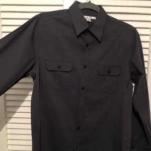 Kenneth Cole Casual Button-up Shirt - Men's Small